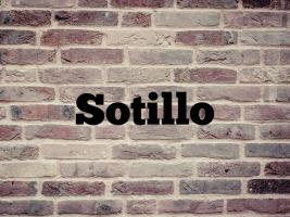 Sotillo