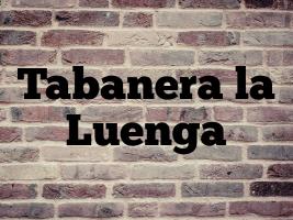 Tabanera la Luenga