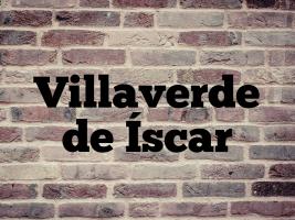 Villaverde de Íscar